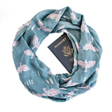 Point Reyes Scarf - Speakeasy Travel Supply Co.