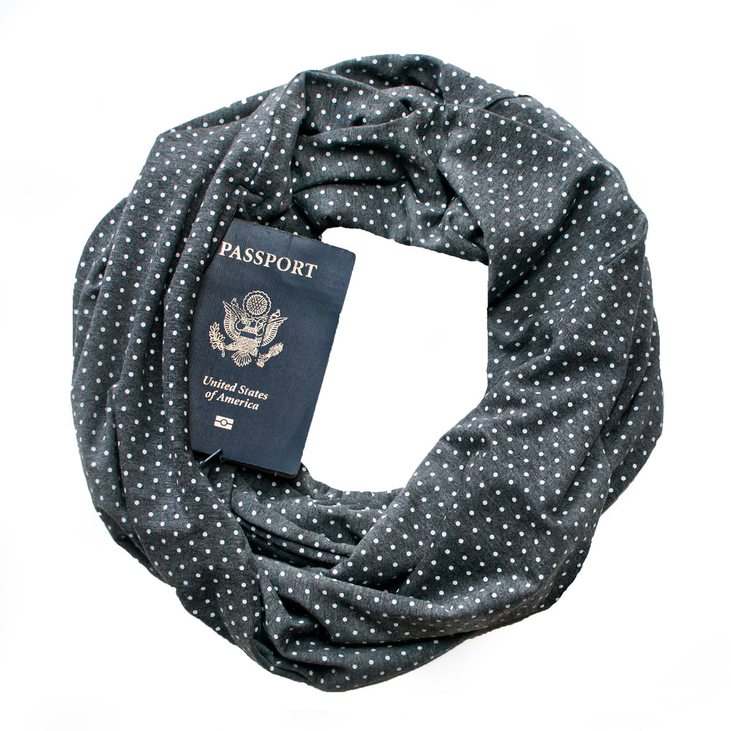 Bamboo Scarf ~ Rue Cremieux - Speakeasy Travel Supply Co.