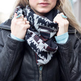 Pueblo Flannel Scarf - Speakeasy Travel Supply Co.