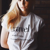 Travel Tee - Speakeasy Travel Supply Co.