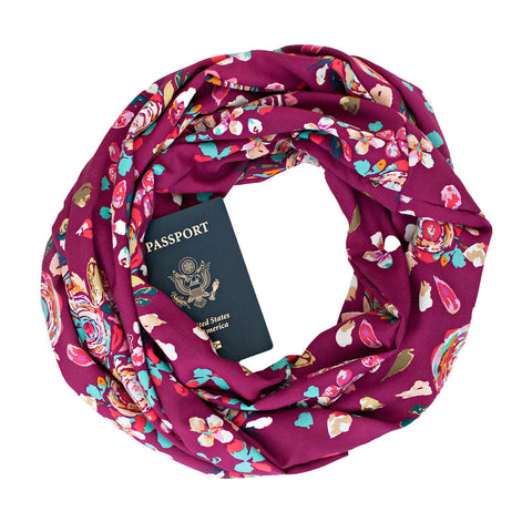 Calafia Scarf - Speakeasy Travel Supply Co.