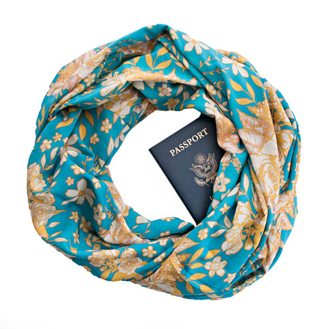 Paros Scarf - Speakeasy Travel Supply Co.