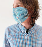 Tahoe - Cotton Face Mask - Speakeasy Travel Supply Co.