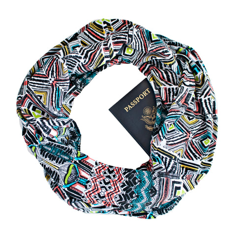 Mänttä Scarf - Speakeasy Travel Supply Co.