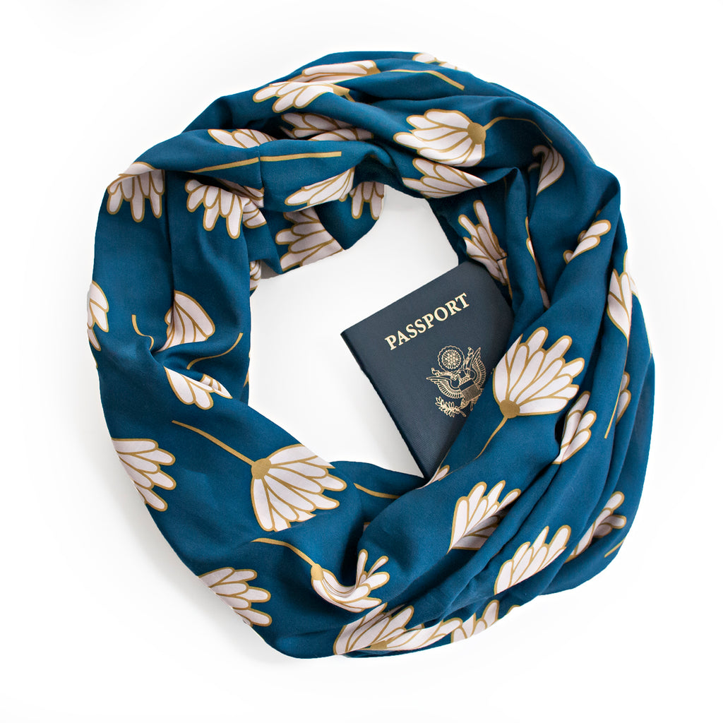 Toulon Scarf - Speakeasy Travel Supply Co.