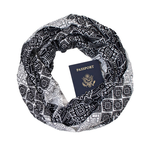 Arezzo Scarf - Speakeasy Travel Supply Co.