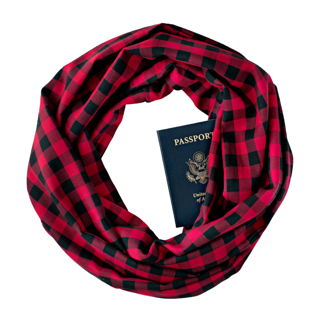 Black Hills Scarf - Speakeasy Travel Supply Co.