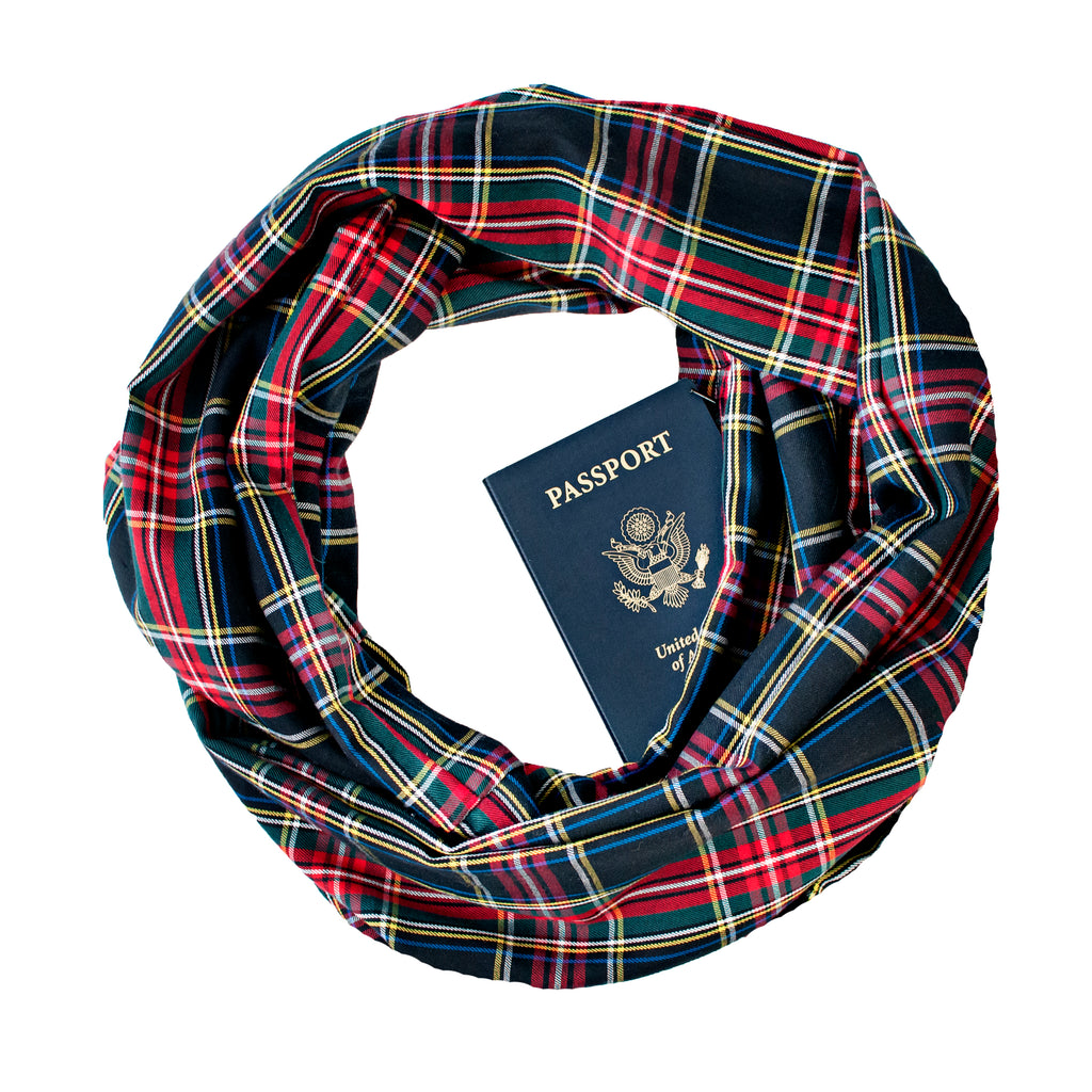 Lenox Scarf - Speakeasy Travel Supply Co.