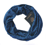 Soda Springs Scarf Cobalt - Speakeasy Travel Supply Co.