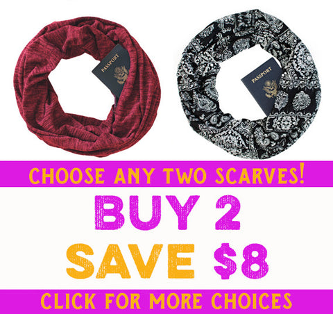 Buy Two and save $8! - Speakeasy Travel Supply Co.