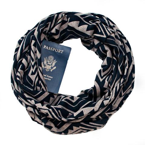 Cafe Scarf - Speakeasy Travel Supply Co.