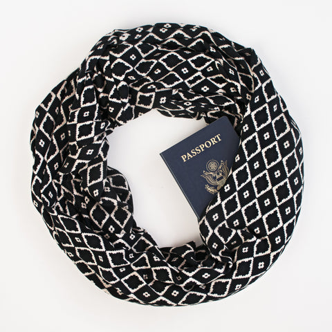 Odessa Scarf - Speakeasy Travel Supply Co.
