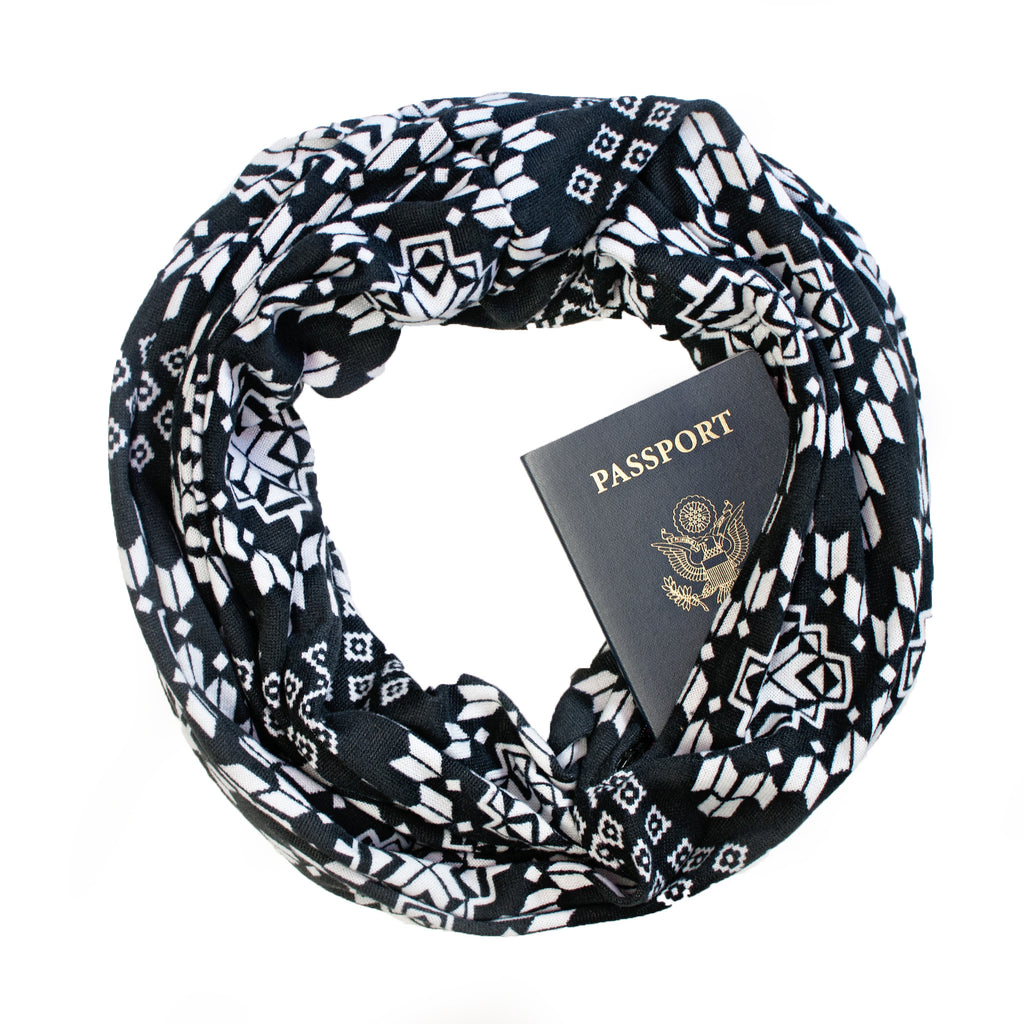 Dakota Scarf - Speakeasy Travel Supply Co.
