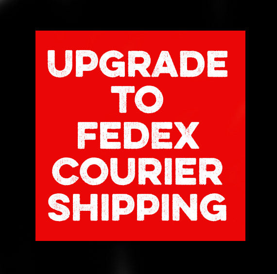 Courier Shipping Upgrade