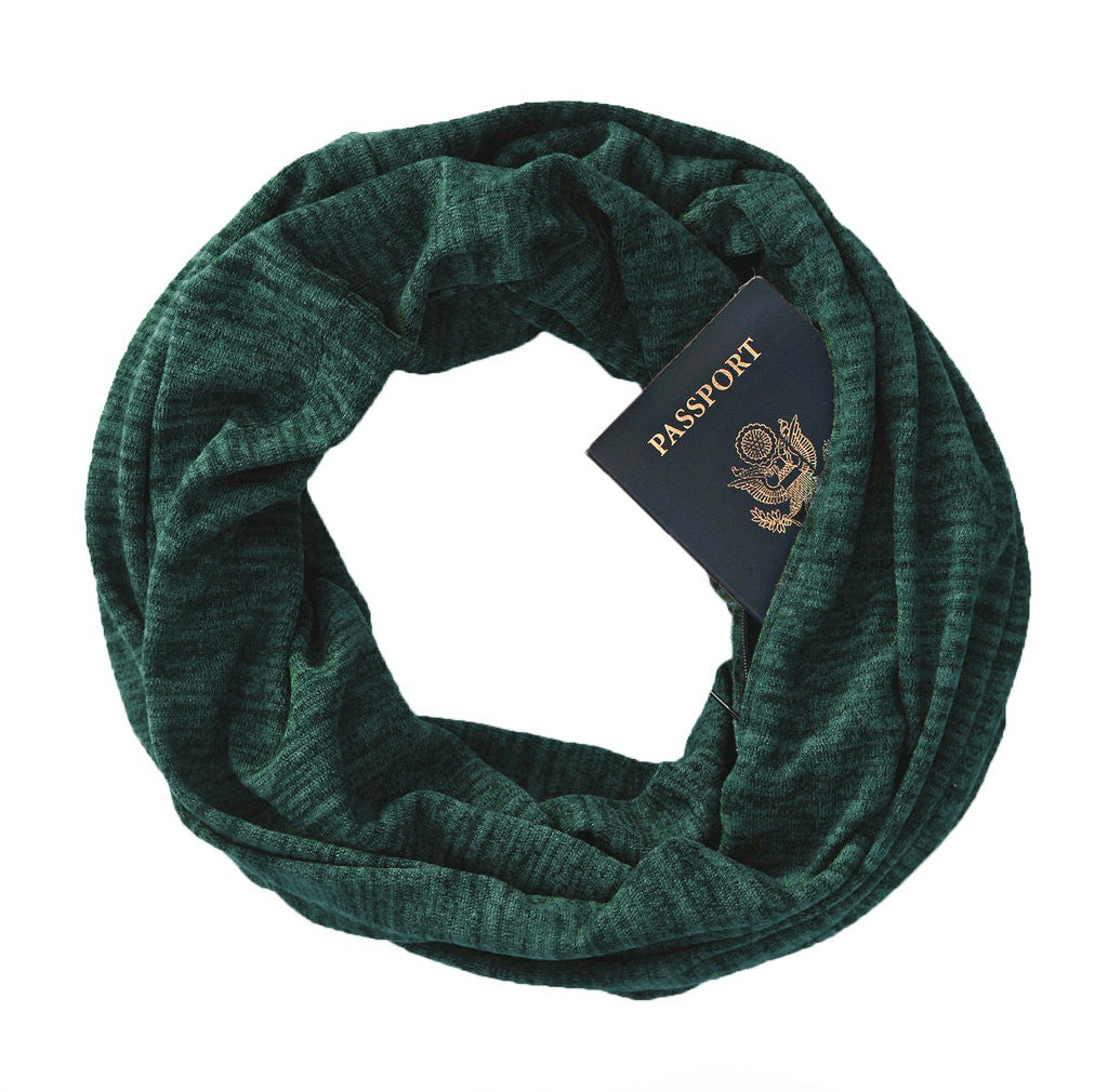 Soda Springs Scarf Forest - Speakeasy Travel Supply Co.