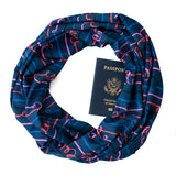 Honeymoon Scarf - Speakeasy Travel Supply Co.