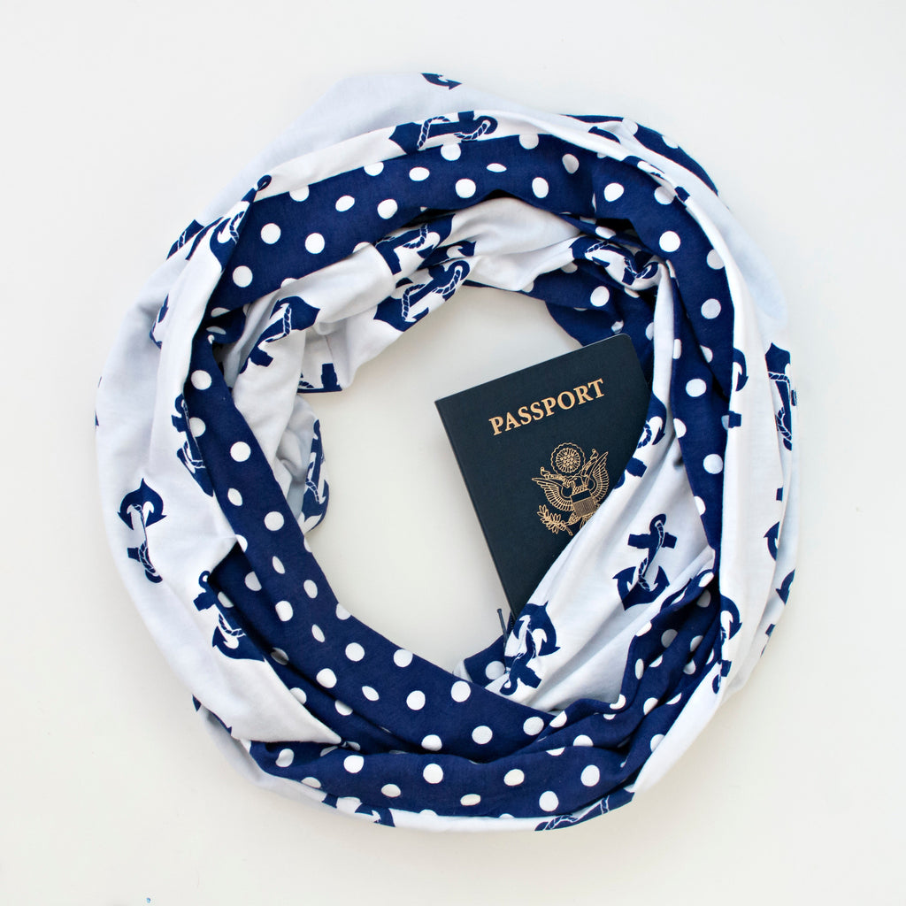Marina Scarf - Speakeasy Travel Supply Co.