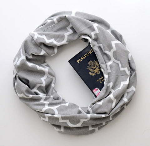 Chesterfield Scarf - Speakeasy Travel Supply Co.
