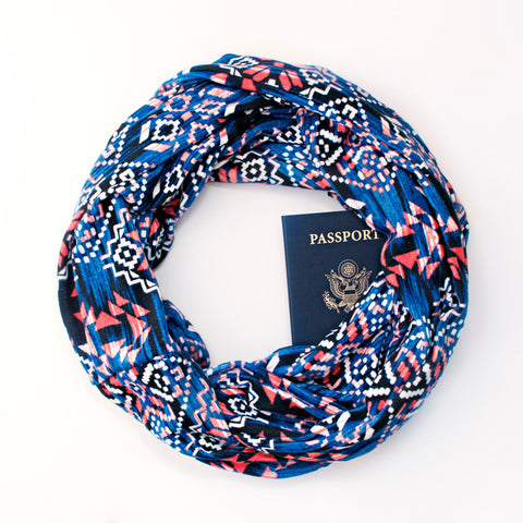 Helena Scarf - Speakeasy Travel Supply Co.