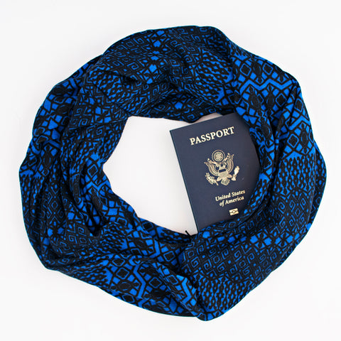 Kingston Scarf - Speakeasy Travel Supply Co.