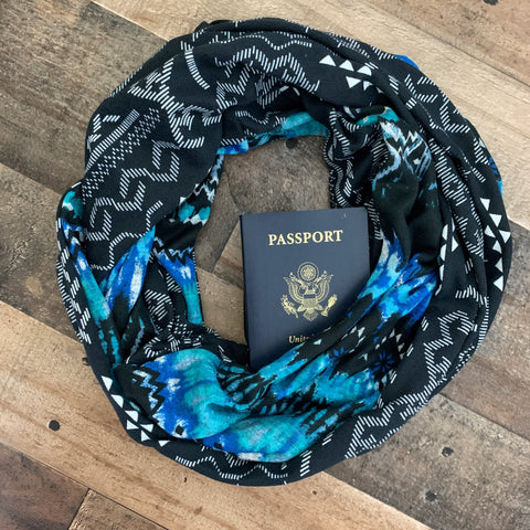 Aurora Scarf - Speakeasy Travel Supply Co.