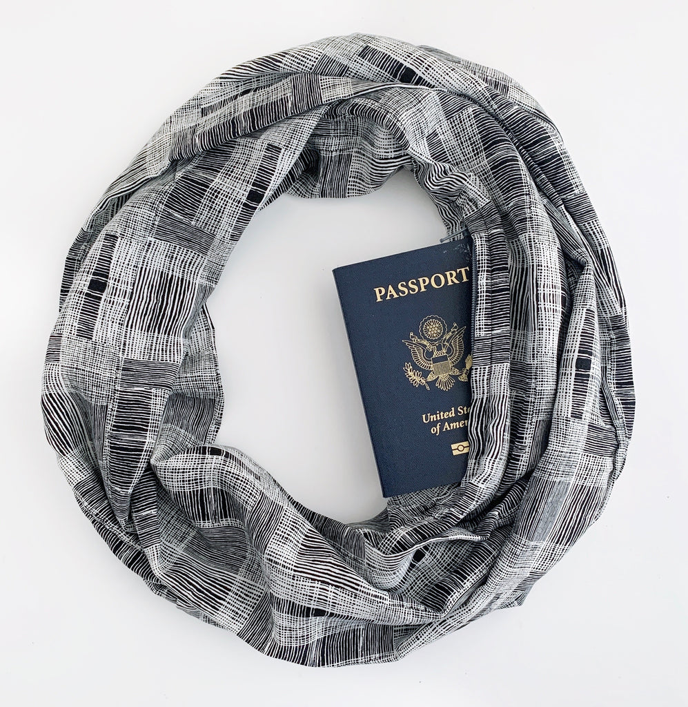 Villette Scarf - Speakeasy Travel Supply Co.