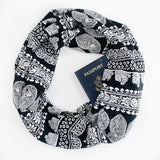 Santa Carina Scarf - Speakeasy Travel Supply Co.