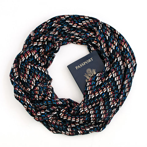 Lexington Scarf - Speakeasy Travel Supply Co.