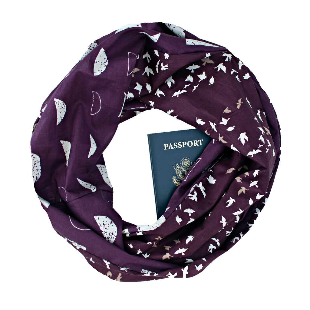 Luna Scarf - Speakeasy Travel Supply Co.