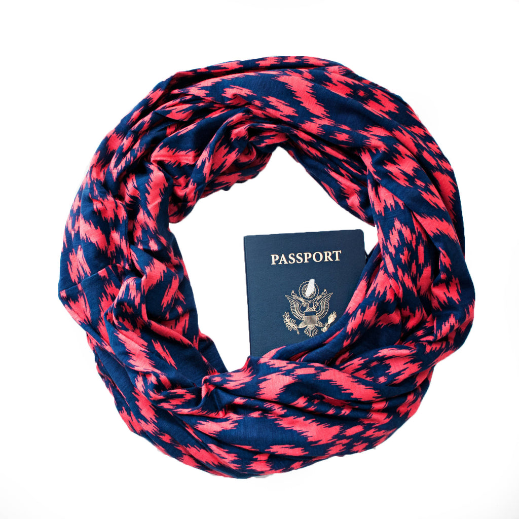 Masasi Scarf - Speakeasy Travel Supply Co.