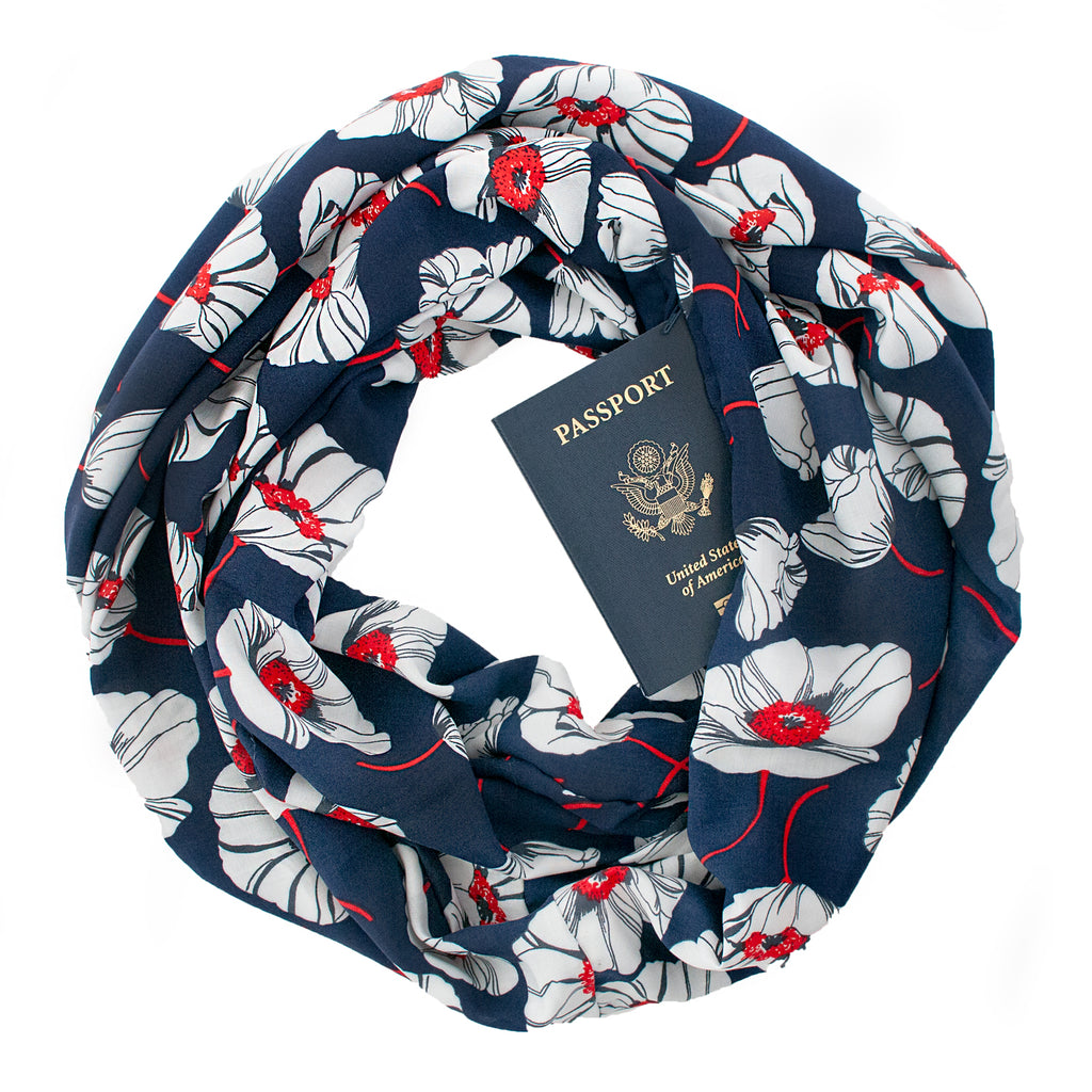 Nantucket Scarf - Speakeasy Travel Supply Co.