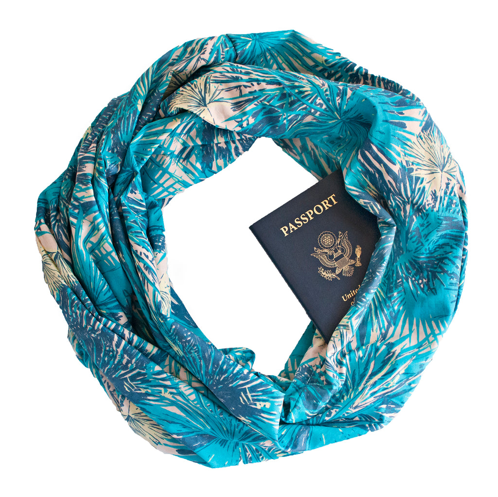Palm Springs Scarf - Speakeasy Travel Supply Co.