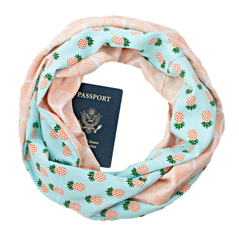 Castaway Bay Scarf - Speakeasy Travel Supply Co.