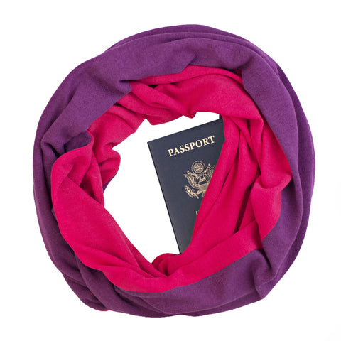Cambria Scarf - Speakeasy Travel Supply Co.