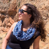 Adventurous Kate Portugal Scarf - Speakeasy Travel Supply Co.