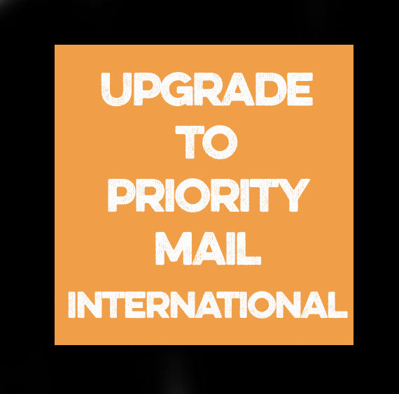 Upgrade to Priority Mail International Shipping - Speakeasy Travel Supply Co.