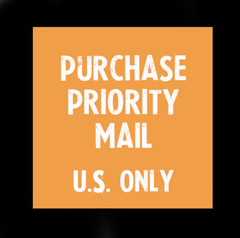 Purchase Priority Mail US Shipping - Speakeasy Travel Supply Co.