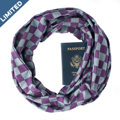 Santa Cruz Scarf - Speakeasy Travel Supply Co.