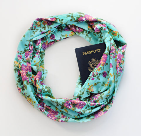 Savannah Scarf - Speakeasy Travel Supply Co.