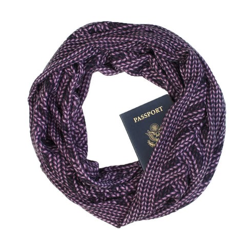 St. Cloud Scarf - Speakeasy Travel Supply Co.