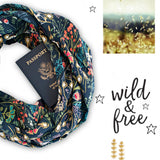 Thea Scarf - Speakeasy Travel Supply Co.
