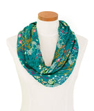 Thea Emerald Scarf - Speakeasy Travel Supply Co.