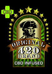 Original 420 Brand Additives and Gummies