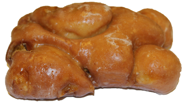 Apple Fritter Square (No Filling)