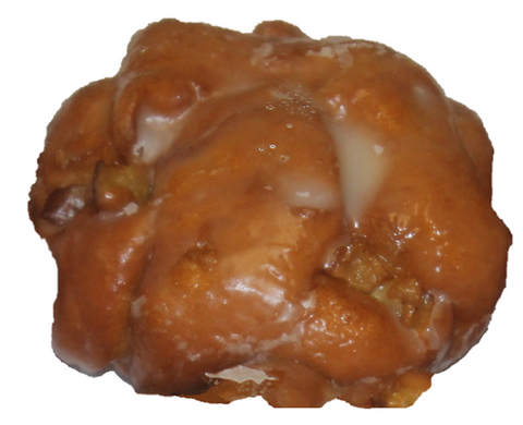 Apple Fritter Round (No Filling)