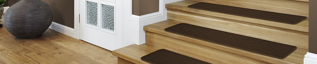 Carpet Stair Treads In Attachable Or Skid Resistant 12