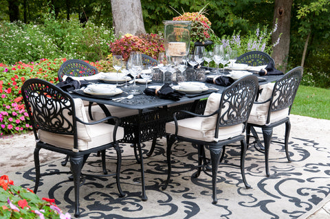 Dining outside is one of the best parts of summer, and now you can feel sophisticated while doing it.