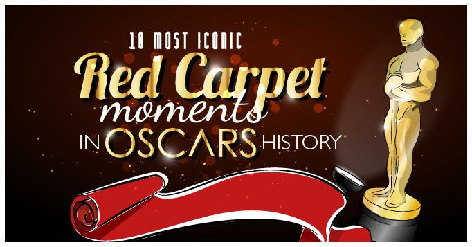 10 Most Iconic Red Carpet Moments in Oscars History - learn more