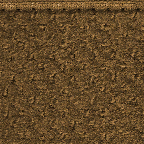 Skid-Resistant Carpet Runner Bronze Gold