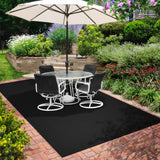 Outdoor Carpet Black